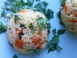 Simply Spiced Couscous